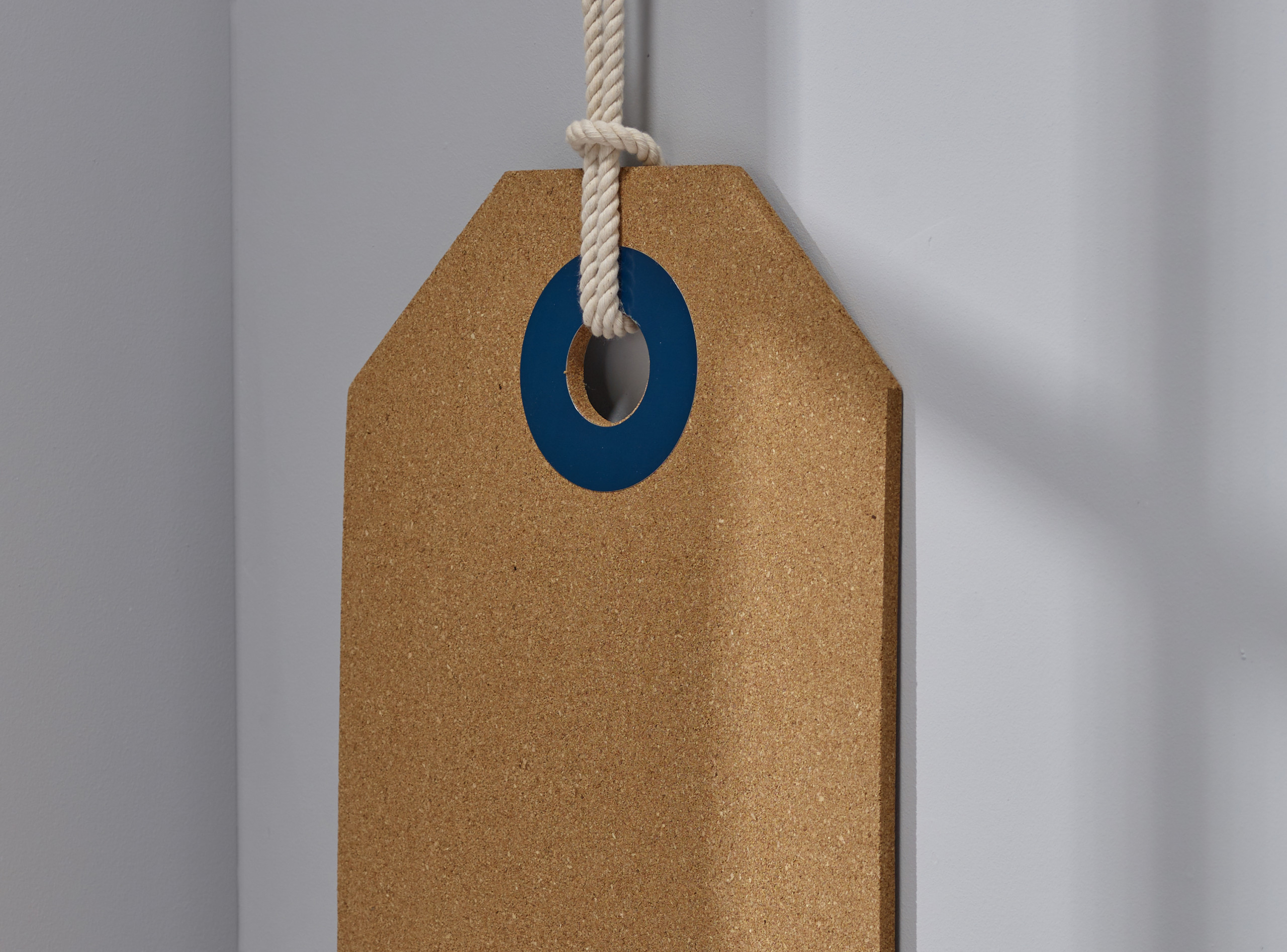 blue colour option notice board