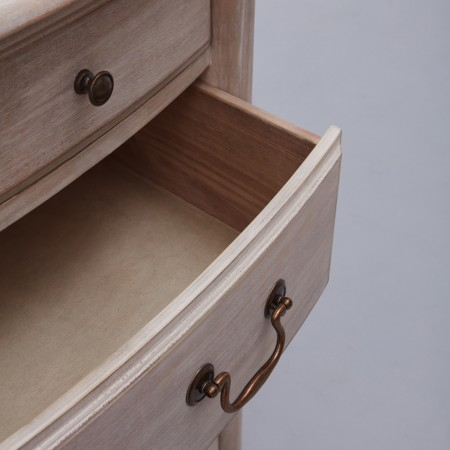 Wooded chest