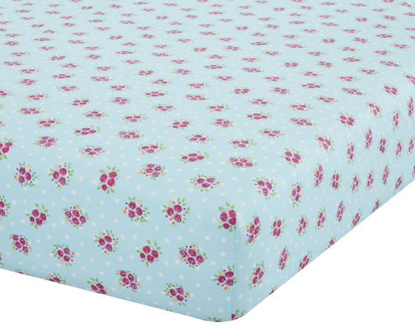fairies fitted sheet