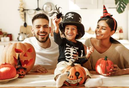 Halloween creations for your children's bedrooms