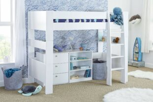 Bloc storage high sleeper
