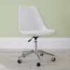 White Oxford chair- web