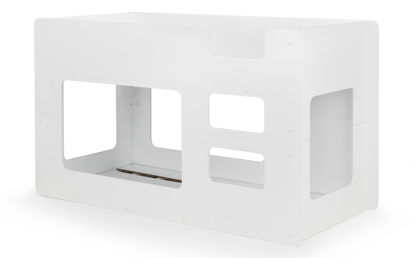 Taylor Bunk Bed White - Cut Out