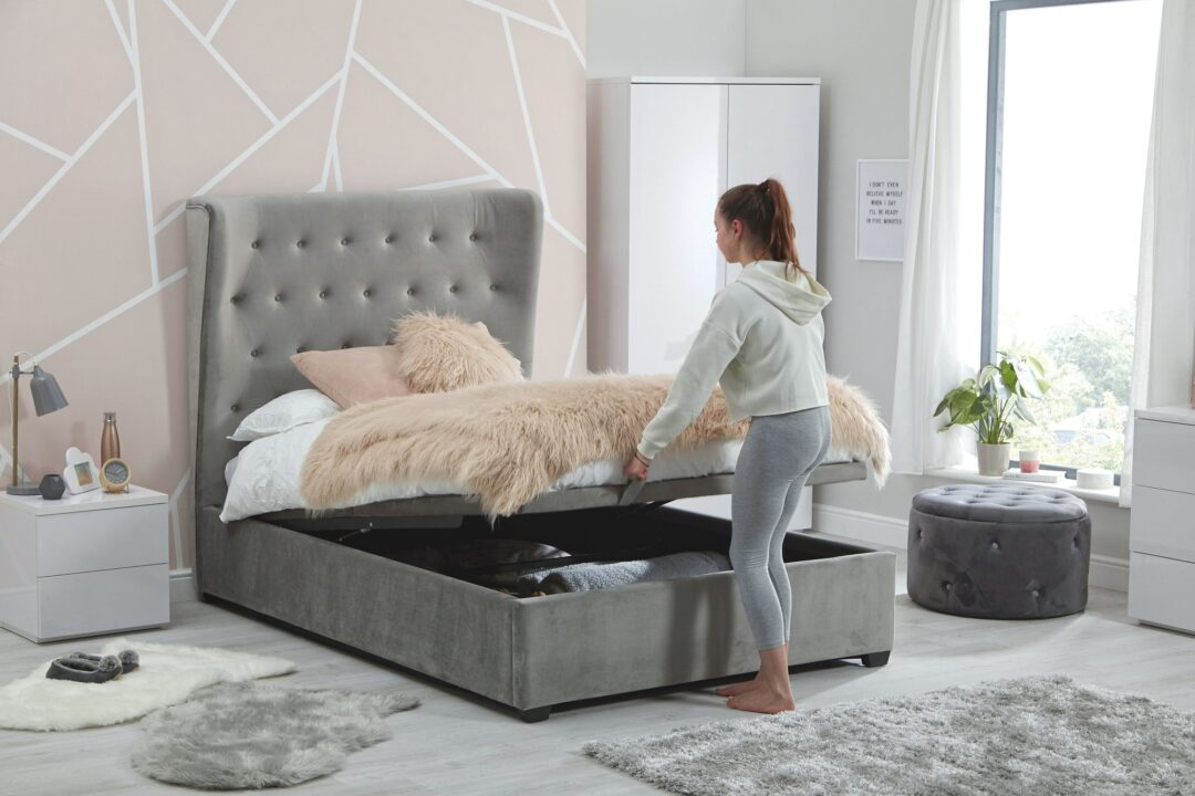 Sienna - open bed lifestyle