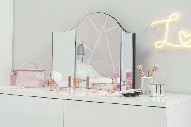 Tyla Dressing Table mirror