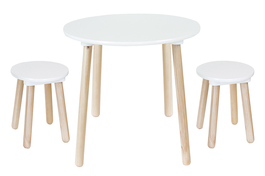 H13201 Table and Stools 002