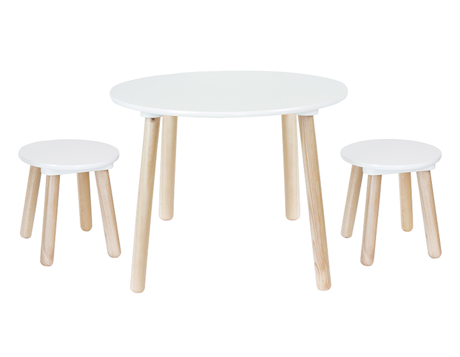 H13201 Table and Stools