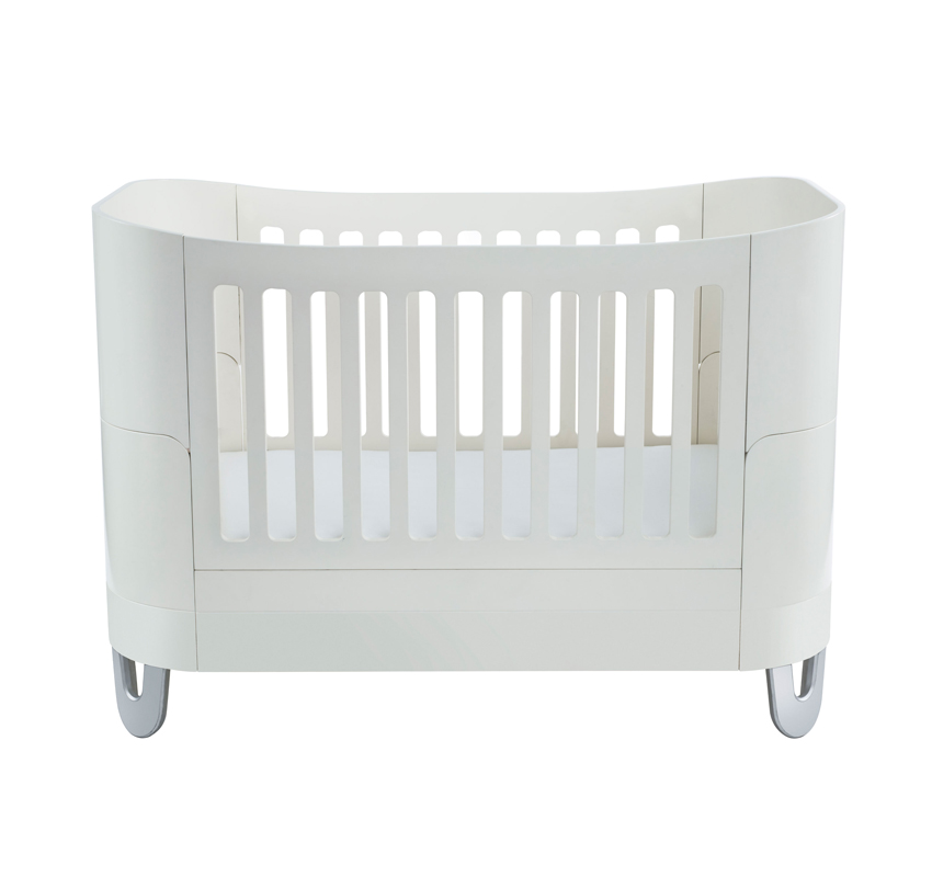 white cot bed